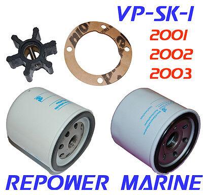 21951342 2003 replaces: 3586496 2002 875583 Service Kit for Volvo Penta 2001