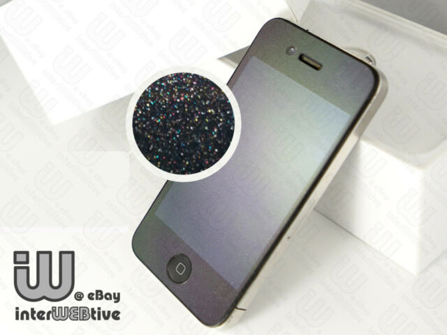 2 Set Coloured Diamond Sparkling Glitter Bling Screen Protector Sony Xperia M2