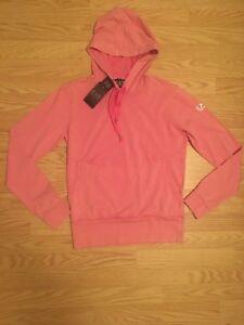 Hood Sweater L Emporio Logo nwt Maat Armani KlTJ3cF1