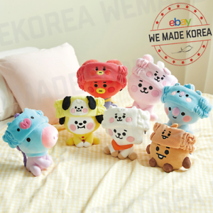 BT21 Baby Spa Hairband Makeup Headband 7types Official K-POP Authentic Goods