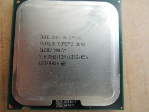 Intel Core 2 Quad Q9550 Processor 2.83GHz FSB 1333 Desktop LGA 775 CPU