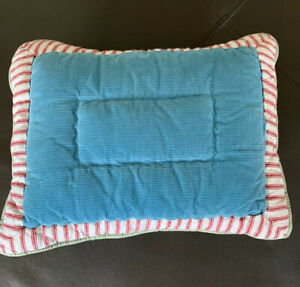 Lot-2-Pottery-Barn-Kids-Accent-Decorative-Pillow-Cover-Insert-12x16-Dr-Suess