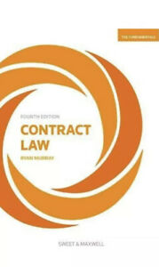 Contract-Law-By-Ryan-Murray-Fourth-Edition