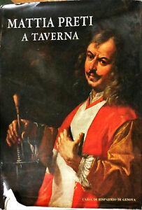 MATTIA-PRETI-A-TAVERNA-GIOVANNI-CARANDENTE-CASSA-DI-RISPARMIO-GENOVA-1966