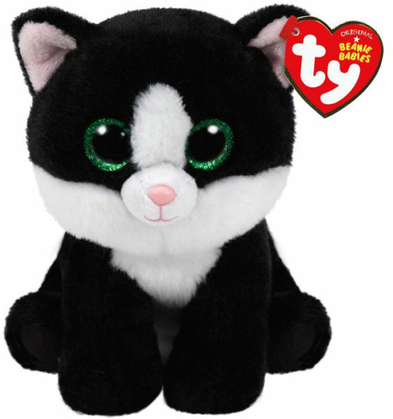 ea304320cd8 Ty Beanie 42185 - Ava The Cat Soft Toy 15cm