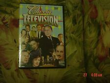 Classic Television (DVD, 2004) B&W, Rare and hard to find Titles