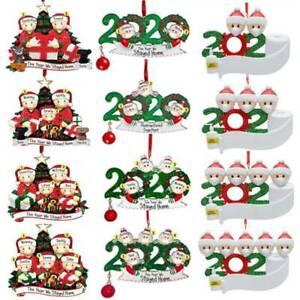 2020-Xmas-Christmas-Tree-Hanging-Ornament-Family-Ornaments-Santa-Claus-Decor-DIY