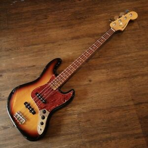 Photogenic Old Logo JB type Electric Bass Guitar Used Good Condition Bass Only