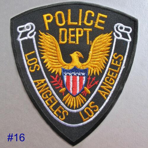 Polizei gestickten Tuch Patch Abzeichen Militär