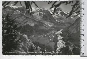 Cartolina-Val-D-039-Aosta-Courmayeur-Fraz-Entreves-AO-3103