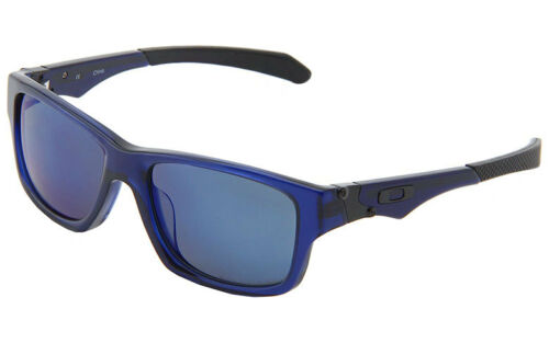 Oakley Asian Fit Jupiter Squared LX Polarized Sunglasses Blue Frame/ice Lens