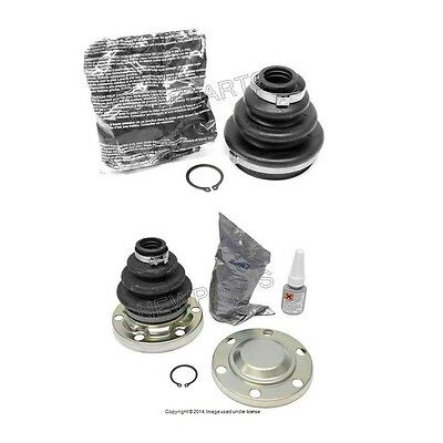BMW E30 318i 318is 325i 325is M3 Rear Axle Assembly Set Left Right Brand New