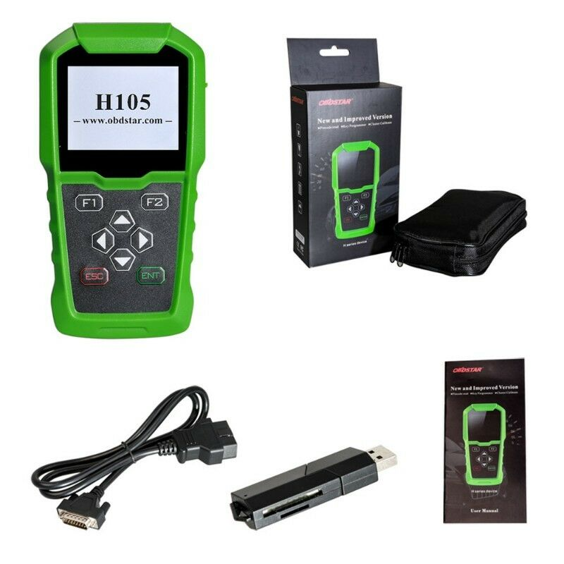 OBDSTAR H105 OBD2 IMMO key & Cluster Calibration Tool for Hyundai and Kia,  Brand New, R4799 | Westville | Gumtree Classifieds South Africa | 312435820