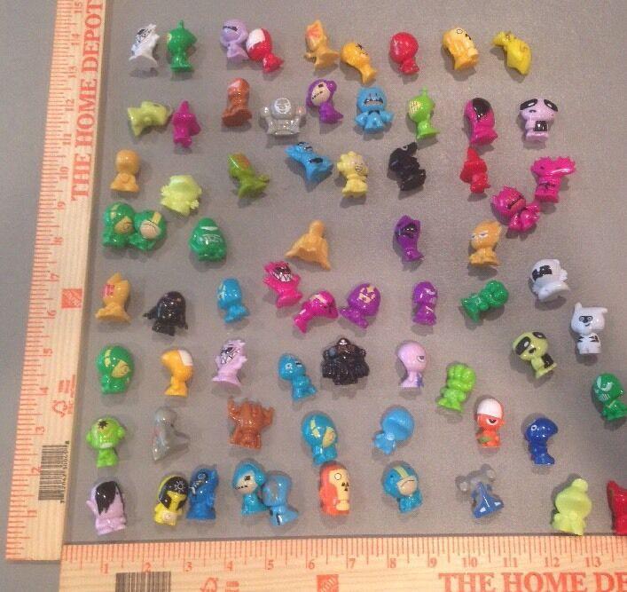 Lot Of 70 Gogo's Crazy Bones 2