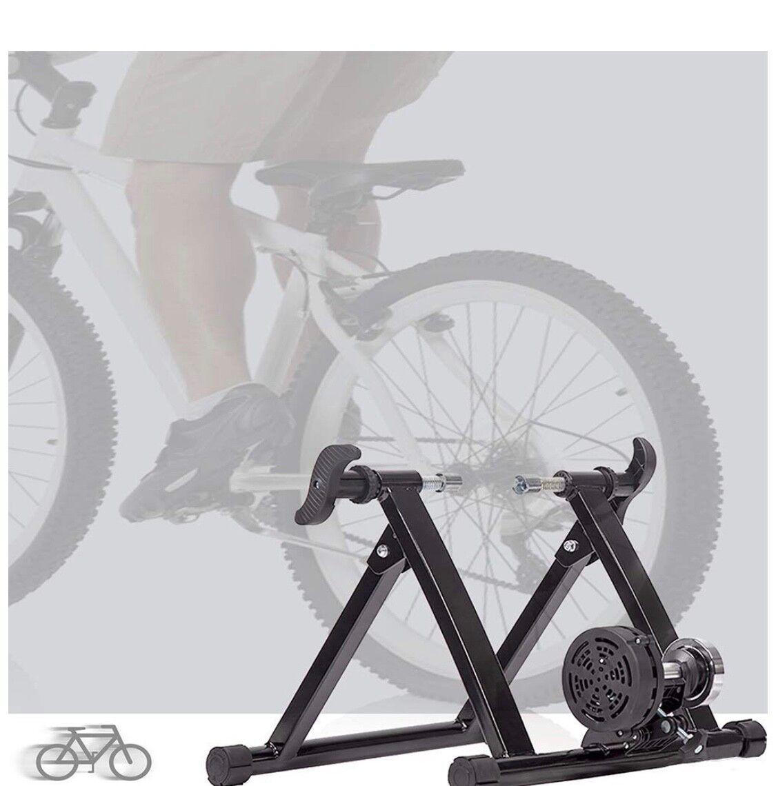 Magnet Steel Bike Bicycle Indoor Exercise Trainer Stand