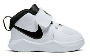 Nike-Team-Hustle-D-9-TD-Scarpe-da-Ginnastica-bimbo-Scarpa-da-bambino-strappo