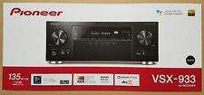 Pioneer VSX-933-B 7.2 Kanal AV-Receiver, Dolby Atmos, schwarz - Neu OVP, Händler