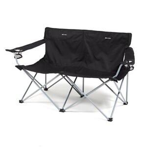 New Eurohike Peak Folding Twin Chair Camping Furniture Ebay