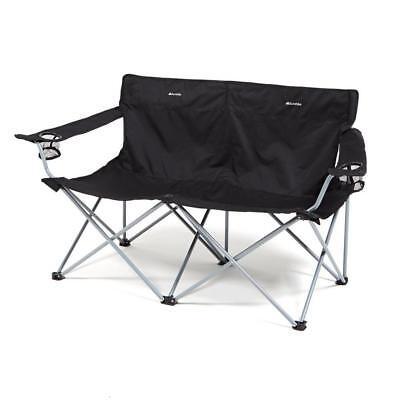 New Eurohike Peak Folding Twin Chair Camping Furniture