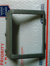Power Wheels Jeep FM RADIO Blue Bezel IN THE JEEPS WITH PLASTIC ROLL BARS