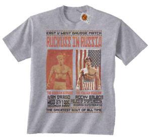 Balboa-V-Drago-Boxing-ROCKY-4-Inspired-Kids-T-Shirt