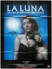 LA LUNA Affiche Cinéma / Movie Poster Bernardo Bertolucci 160x120