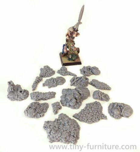 scenery Malifaux dungeon terrain dwarven forge rpg Piles of coins D/&D