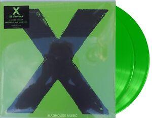 ED-SHEERAN-LP-x-2-X-Double-heavy-Dark-GREEN-Vinyl-Album-2018-IN-STOCK
