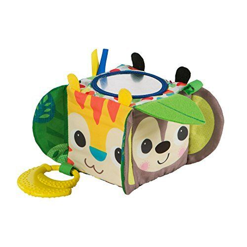 Bright Starts Hide and Peek Multi-Activity Block Toy