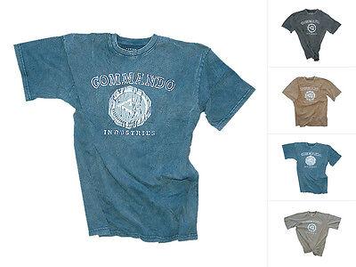 Ci Vintage Tees Vin 2 T-shirt S-xxl Vintageshirt Schwarz Oliv Braun Navy