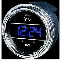 Digital Clock Gauge for Trucks and Cars for Kenworth 2006+ , Teltek Brand