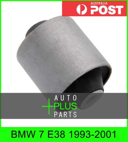 Rubber Suspension Bush Rear Lower Arm Fits BMW 7 E38 1993-2001