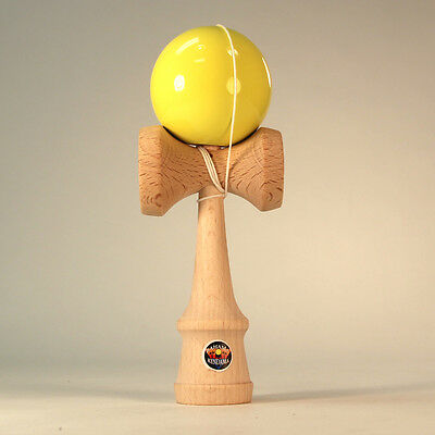 The Original Bahama Kendama Solid Kendama Green