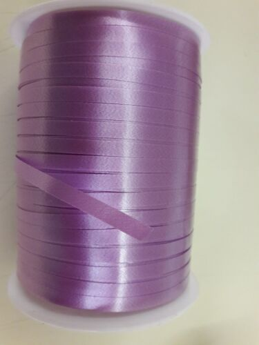 VARIETY of COLOURS FREE P/&P 50m or 100m 25m BALLOON CURLING RIBBON