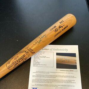 Tony Perez Signed 1970's Louisville Slugger Game Model Baseball Bat With JSA COA