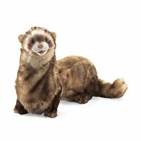 Folkmanis Ferret Hand Puppet Free Shipping