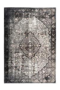 Arte Espina Teppich Klassisch Aubousson Orient Vintage Blau Beige 160x230cm