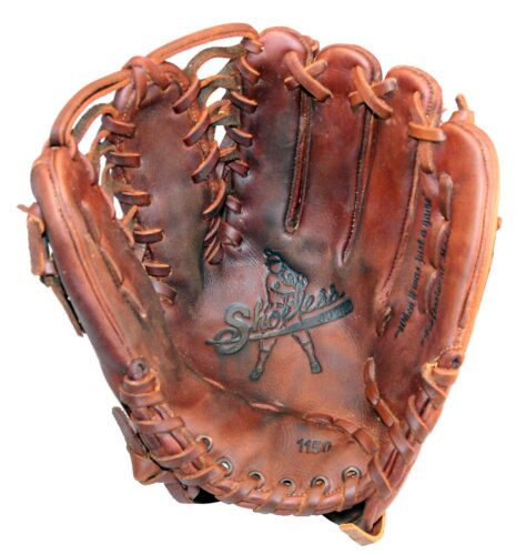 """11 1//2/"""" Shoeless Joe Six Finger Baseball Glove"""
