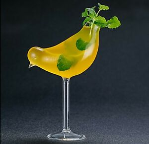 2-x-Bird-Shape-Drinking-Glasses-Cocktail-Beer-Red-Wine-Glass-Cup-goblet-Tumbler