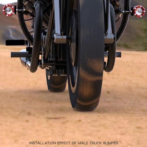 SPIRIT BEAST Motorcycle Fog Light Assemblies headlight LED Spotlight Flasher