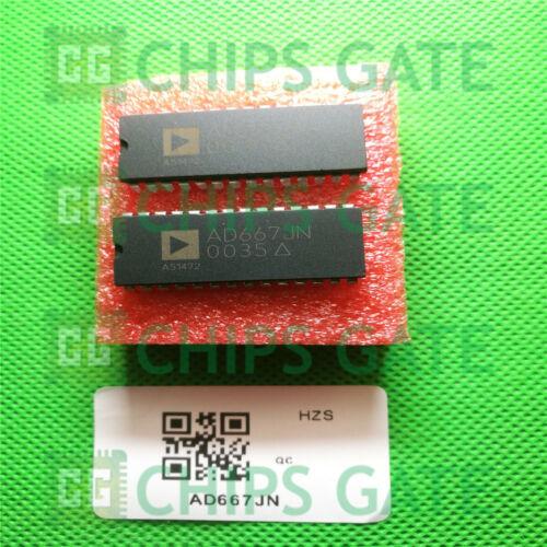 DIP-28 2PCS NEW AD667JN AD 0045