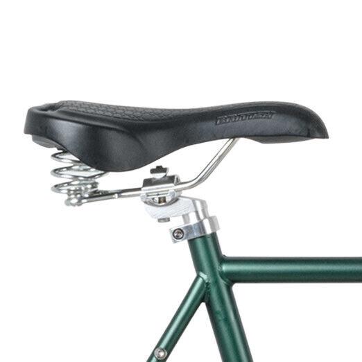 Skovcykel 3 Gear Med Kurv Grøn