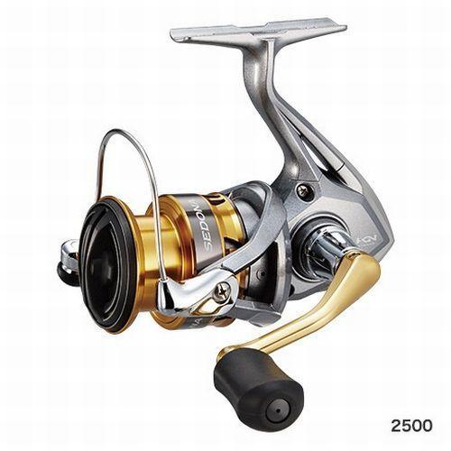 Shimano 17 17 Shimano SEDONA 2500-S Spinning Reel New b2e113
