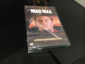 MAD MAX DVD PRECINTADA NUEVA