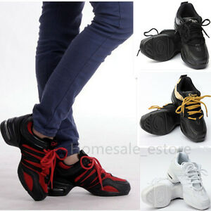 Fashion-Women-Comfy-Modern-Jazz-Hip-Hop-Athletic-Dance-Breathable-Sneakers-Shoes