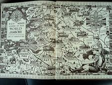 Boy Scout Book  - World Jamboree 1929 Arrowe Park Birkenhead England