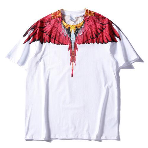Marcelo Burlon County Of Milan Short sleeve WINGS CREWNECK T-shirt