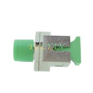 10-PCS-Metal-Section-of-FC-Female-to-SC-Female-APC-Fiber-Flange-Adapter