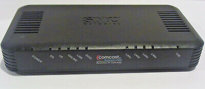 Smc Network Comcast Business Class Business Ip Gateway Model Smcd3g Ccr H W1 01 Ebay