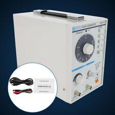 Low Frequency Audio Signal Generator Signal Source 10hz 1mhz 110220v 5w